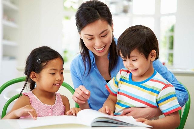 phát triển ngôn ngữ cho trẻ