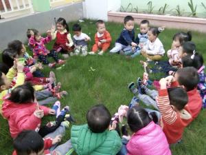 trò chơi học tập cho trẻ mầm non