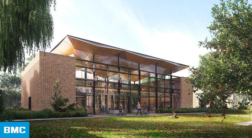 thư viện trường st mary xông calne