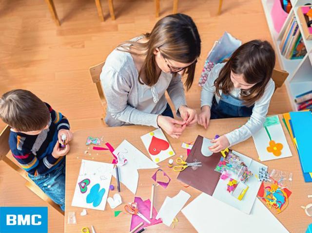 Trò chơi tĩnh cho trẻ mầm non Kích thích và nâng cao khả năng tư duy của trẻ